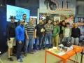 Grupos ESS y SmartBulb quienes obtuvieron el 2do lugar terminando empate en el evento
