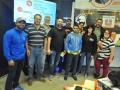 Grupo Ciencias Interactivas ganadores del 3er lugar en el evento
