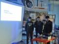Presentaciones finales de los participantes