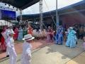 Bailando al ritmo de la bomba puertorriqueña