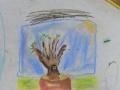 Dibujo hecho por participante