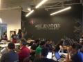 """Participantes del Include-a-thon """"hackeando"""""""