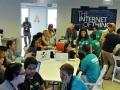 Mentor y participantes del Healthcare Innovation Replicathon