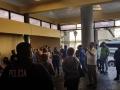 Alcalde Ramón Luis Rivera orientando a la ciudadania sobre solicitud de FEMA