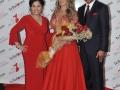 Alfombra roja de Red Dress Belladonna 2018