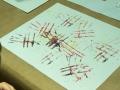 Muestra de una de las obras hechas por participante del taller