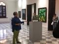 Recorrido por el museo Francisco Oller junto a Artista Diana Dávila