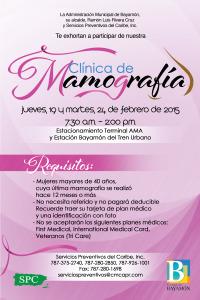 Clínica de Mamografía