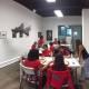 """""""Open Studios"""" con la maestra y Artista Residente, Vanessa Rivera"""