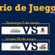 Calendario de Juegos Vaqueros: Mayo 2017
