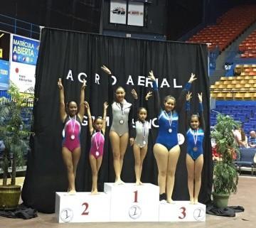 Bayamón Celebra la 8va Edición del Invitacional Acroaerial Gymnastics