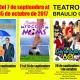 Primer Festival de Comedia en el Teatro Braulio Castillo