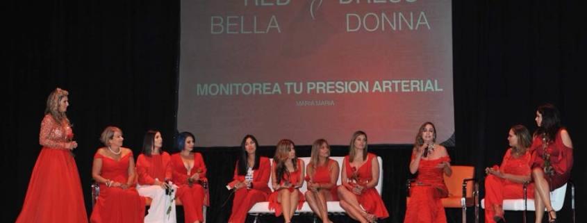Red Dress Belladonna 2018