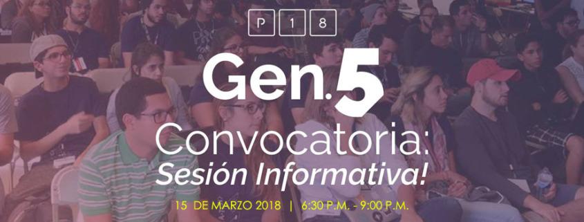 Sesión Informativa de Parallel18 en Engine-4