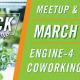 Agrohack Meetup + Hackathon en el Engine-4