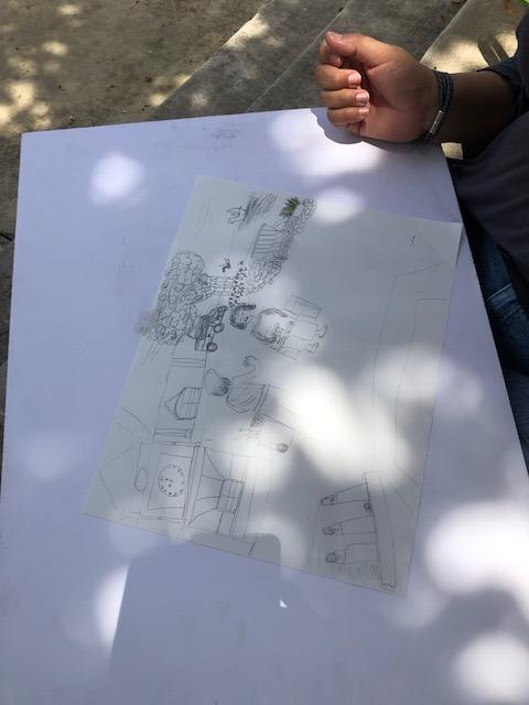 Taller de Dibujo: Paisajes y Cotidianidad