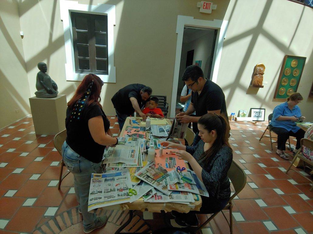 """taller """"Medio Mixto"""" en Espacio Emergente"""