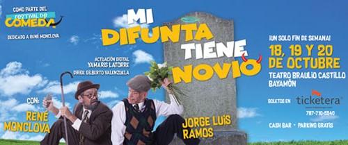 """Obra de Teatro: """"Mi Difunta Tiene Novio"""""""