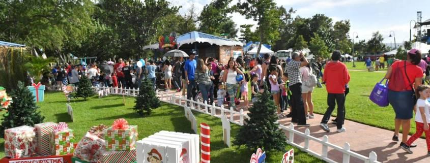 Actividad: Bayamón Celebra la Navidad en Unión Familiar