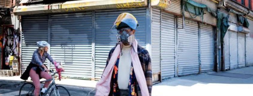 """Consejos para Salir a la Calle en la """"Nueva Normalidad"""""""