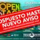 """Posponen Eventos en """"Open Stage"""" Ante Aumento en Casos de COVID-19 en la Isla"""