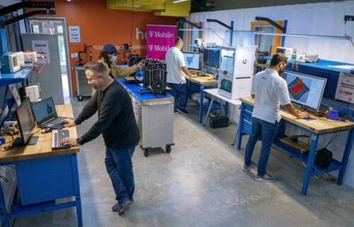 T-Mobile se une a Engine-4 para Fundar el Primer Laboratorio 5G y NB-IOT