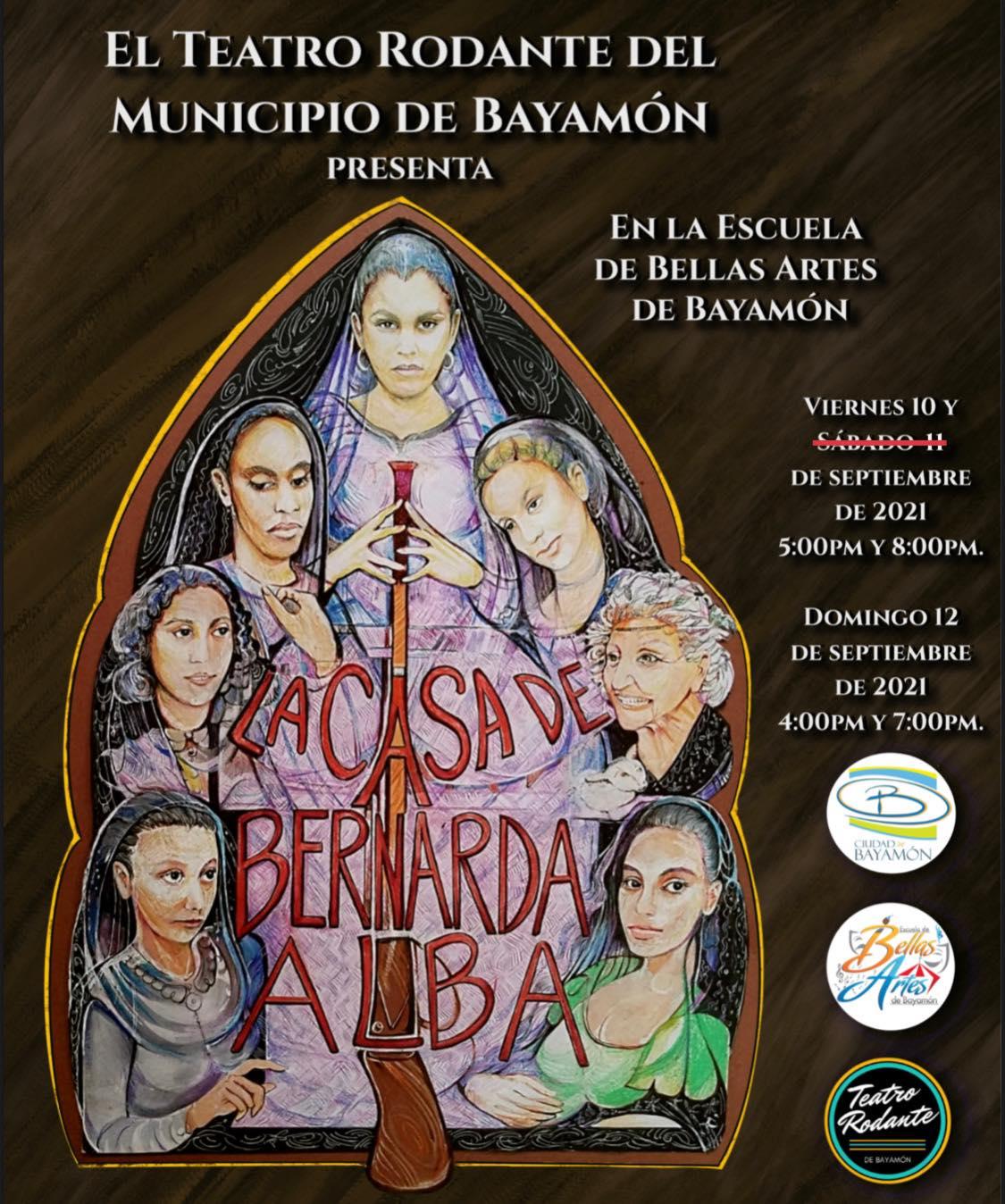 Teatro Rodante Presenta: La Casa de Bernarda Alba
